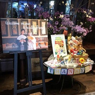 ディズニーホテルではないが、姪っ子のディズニー結婚式♪の記事に添付されている画像