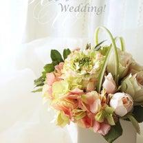 ご結婚のお祝いに〜♡大分・日田市アーティフィシャル&プリザーブドフラワー教室の記事に添付されている画像