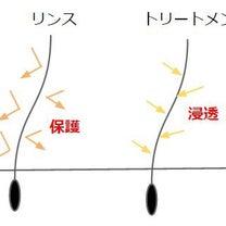 リンスとトリートメントとの違い☆ヤマモトミカの記事に添付されている画像