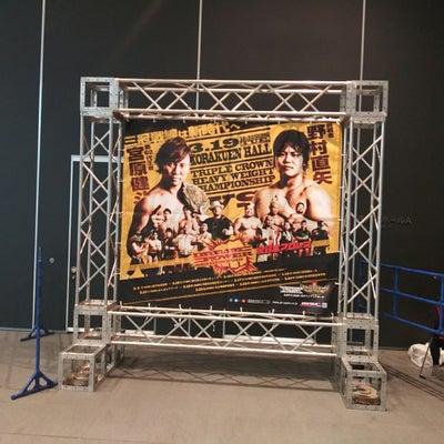 ※いま話題の映画主題歌を歌う人がゲスト‼️『310全日本プロレス春日部大会』招待の記事に添付されている画像