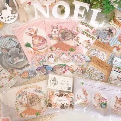 うさぎ作家 atelier*Noël さんの記事に添付されている画像