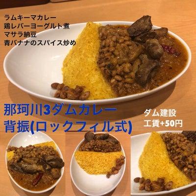 マサラキッチン(福岡)【美味くて楽しいダムカレー!】2019カレー91軒128食の記事に添付されている画像