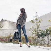 【GU】お気に入りのレザージャケット♪の記事に添付されている画像