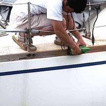 2019-343 ヨットの桟敷板,腰掛け板,木の防水,集成材の接着補強とカビ防止の記事に添付されている画像