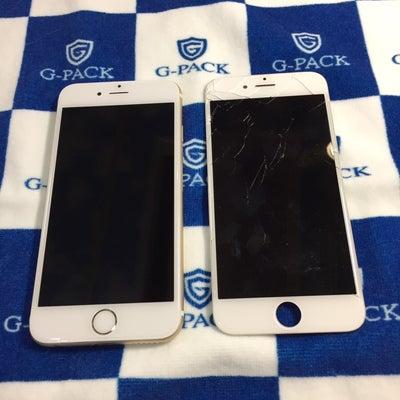 長野県伊那市よりiPhone6ガラス交換コーティング施行|モバイル修理.jp伊那の記事に添付されている画像