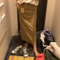 一枚のスカートを軸に着回しコーディネート&大人カジュアルにもってこいなプチプラスの記事に添付されている画像