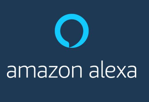 Amazon Echo Spot のalexaの画像