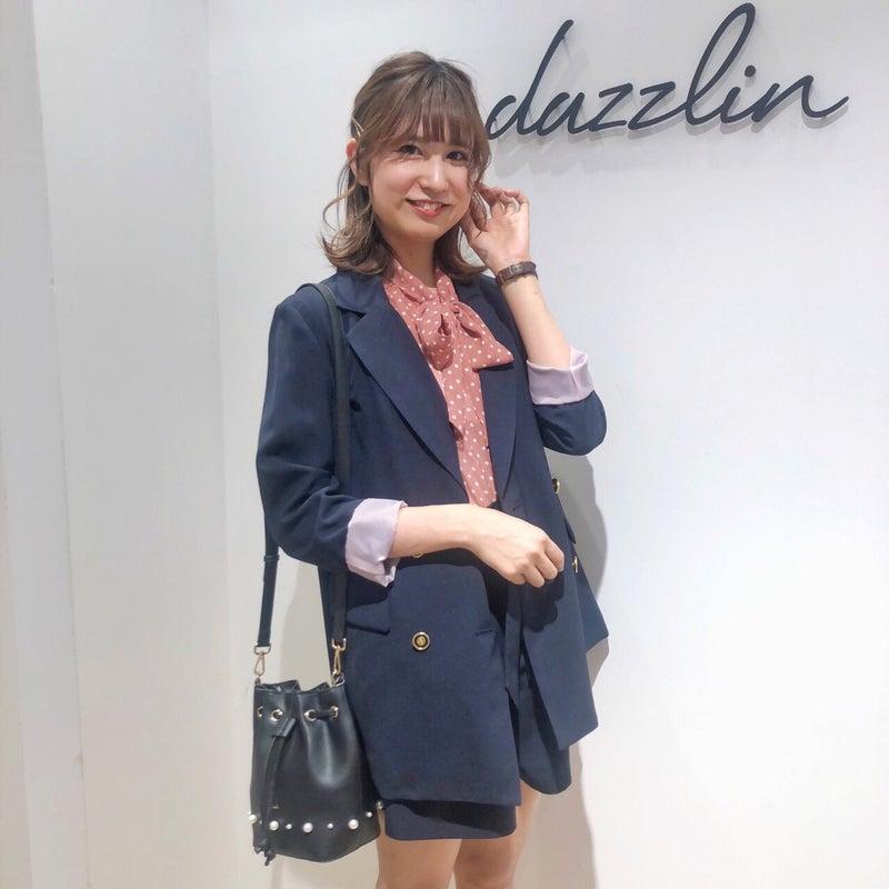9dab87d1b38a57 春注目item【マスキュリン】コーデが気になる…♡ | dazzlin official BLOG