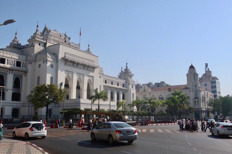 ヤンゴン散歩3