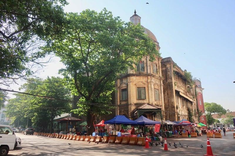 ヤンゴン散歩6