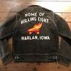 50's BLACK Corduroy sports jacketの画像