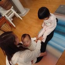 ポジティブな心★娘と孫が里帰りで賑やかな毎日の記事に添付されている画像