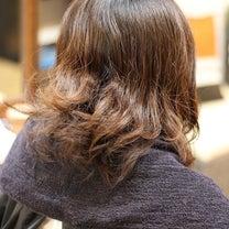 ローズブラウンカラー MAKIKOさん編 長堀橋美容室 心斎橋美容室の記事に添付されている画像