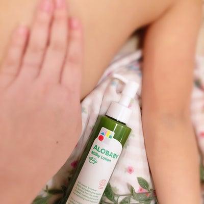 7年愛用しているオーガニッククリーム♡妊娠線にもベビーにも...♡の記事に添付されている画像