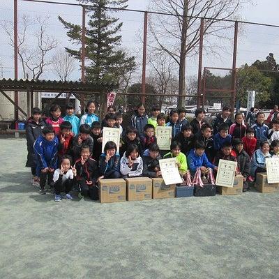 小川町スポーツ少年団駅伝区間賞の記事に添付されている画像