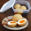 #ゆで卵の画像