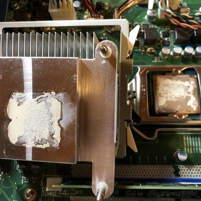 メーカーのパソコン保守整備は適当なの?信じられない自作パソコン作る人から見たら。の記事に添付されている画像