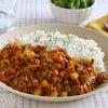 【ルーなし!時短でできちゃう!】ひき肉とコロコロの野菜カレーの画像