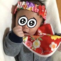 ぼくちゃまあっという間に4ヶ月☺︎ぴこお姉ちゃん成長の記事に添付されている画像