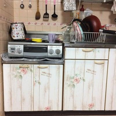 キッチンDIYの記事に添付されている画像