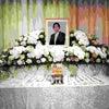 井上芳雄が「君住む街角」を献歌。「小藤田千栄子さんを偲ぶ会」開催の画像