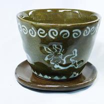 鳥獣人物戯画のカップの記事に添付されている画像