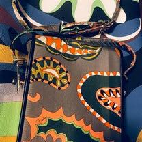 EMILIO PUCCI paisley LINA bagの記事に添付されている画像