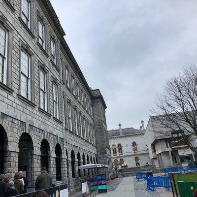 アイルランド ダブリン ③ トリニティカレッジの記事に添付されている画像