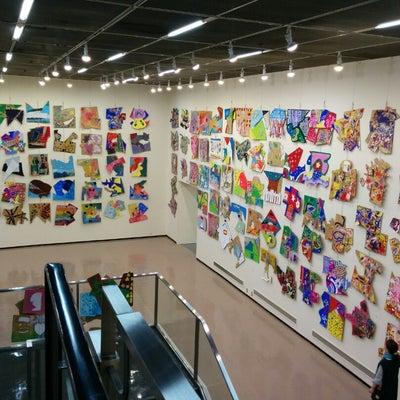 こどもアンデパンダン展、展示してきました!の記事に添付されている画像