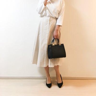 【DRESS掲載】UNIQLOサーキュラースカートが上品可愛いの記事に添付されている画像