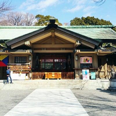 東郷神社へGoの記事に添付されている画像