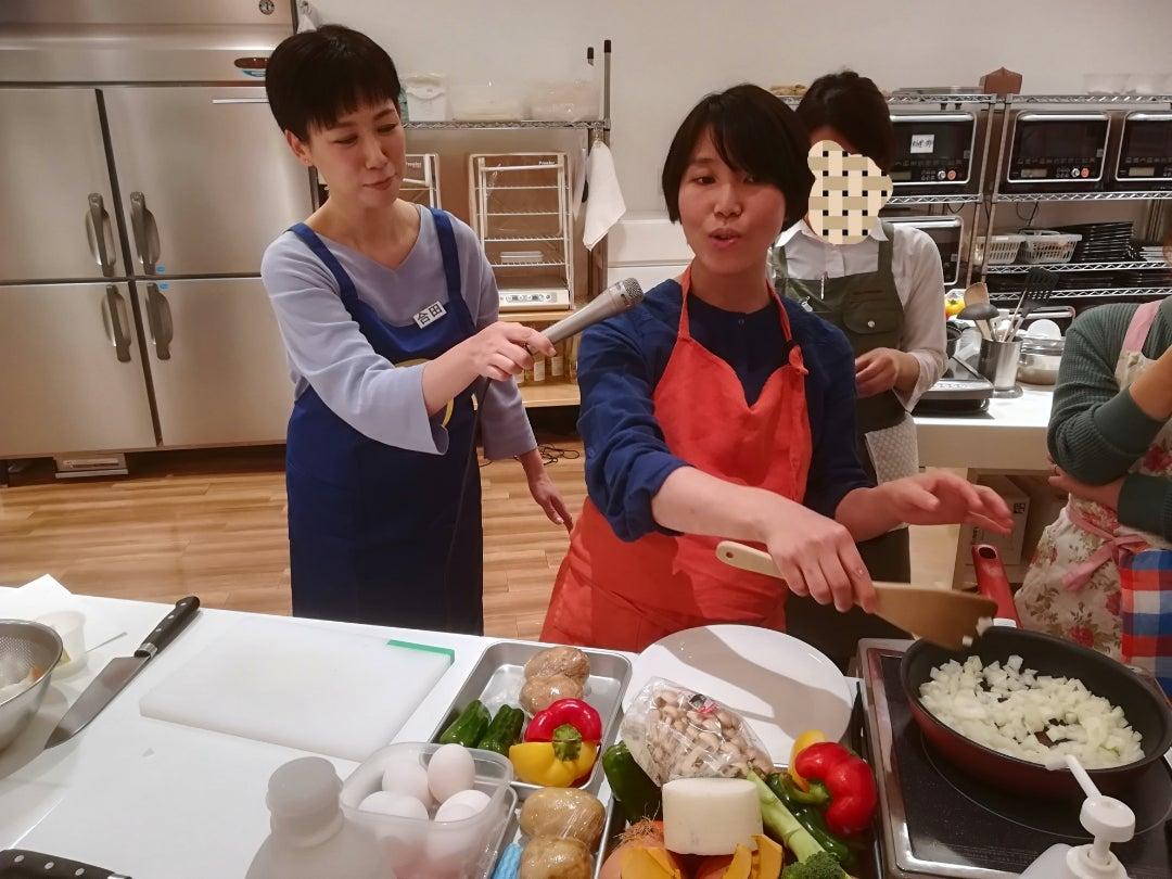 あーものドキ*わく*うき*ニコタサン志麻さんのイベント行ってきました。