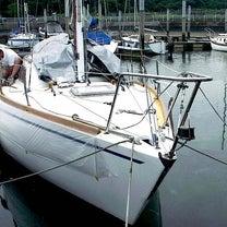 2019-349 ヨットの桟敷板,腰掛け板,木の防水,集成材の接着補強とカビ防止の記事に添付されている画像