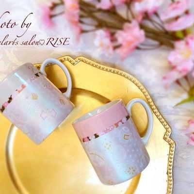 春はそこに♡  キラキラ輝くオーダー品の記事に添付されている画像
