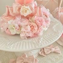 ୨୧ お部屋いっぱいをプリンセスピンクに⸝⸝⸝⸝♡ オーダー作品 ୨୧の記事に添付されている画像