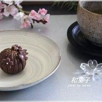 桜の型抜きの記事に添付されている画像