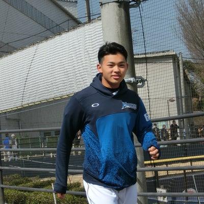 鎌ヶ谷スタジアム48 吉田輝星投手が対外試合初登板の試合の記事に添付されている画像