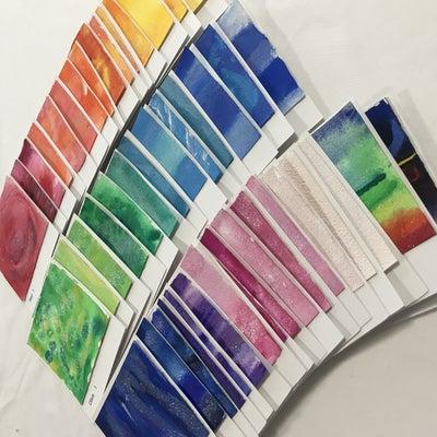 魔法のアート&カラーカードセッション募集スタートの記事に添付されている画像