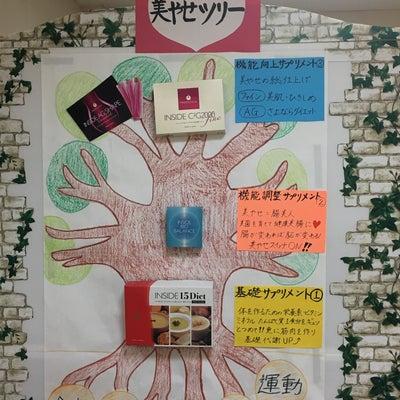☆美やせツリー!?☆の記事に添付されている画像