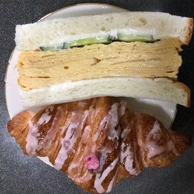 今日の朝食(#^.^#)の記事に添付されている画像