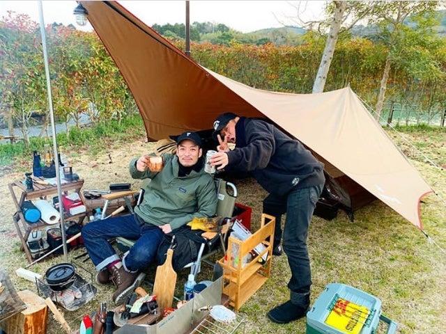清木場 俊介 キャンプ 場