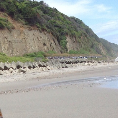 海岸利用時に必ず確認して下さいの記事に添付されている画像