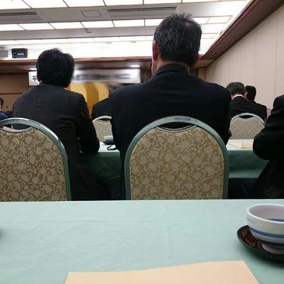 会議~懇親会的な・・・@某ホテルの記事に添付されている画像