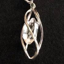 4月誕生石!!ハーキマーダイヤモンドペンダント♪の記事に添付されている画像