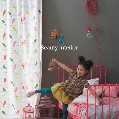 おしゃれで可愛い子供部屋インテリア女の子・キッズルーム2|高級インテリアコーディの記事に添付されている画像