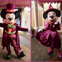 【DLR】5日目☆二度目のMickey's Halloween Party!の記事に添付されている画像