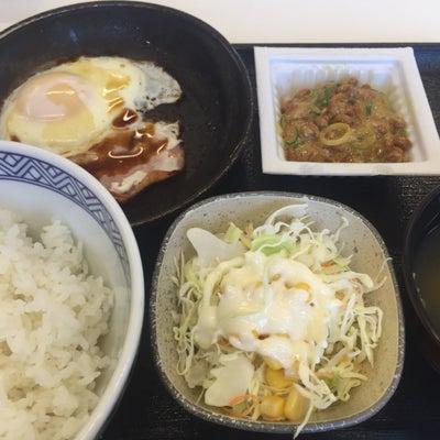 吉野家で一汁三菜朝膳の記事に添付されている画像