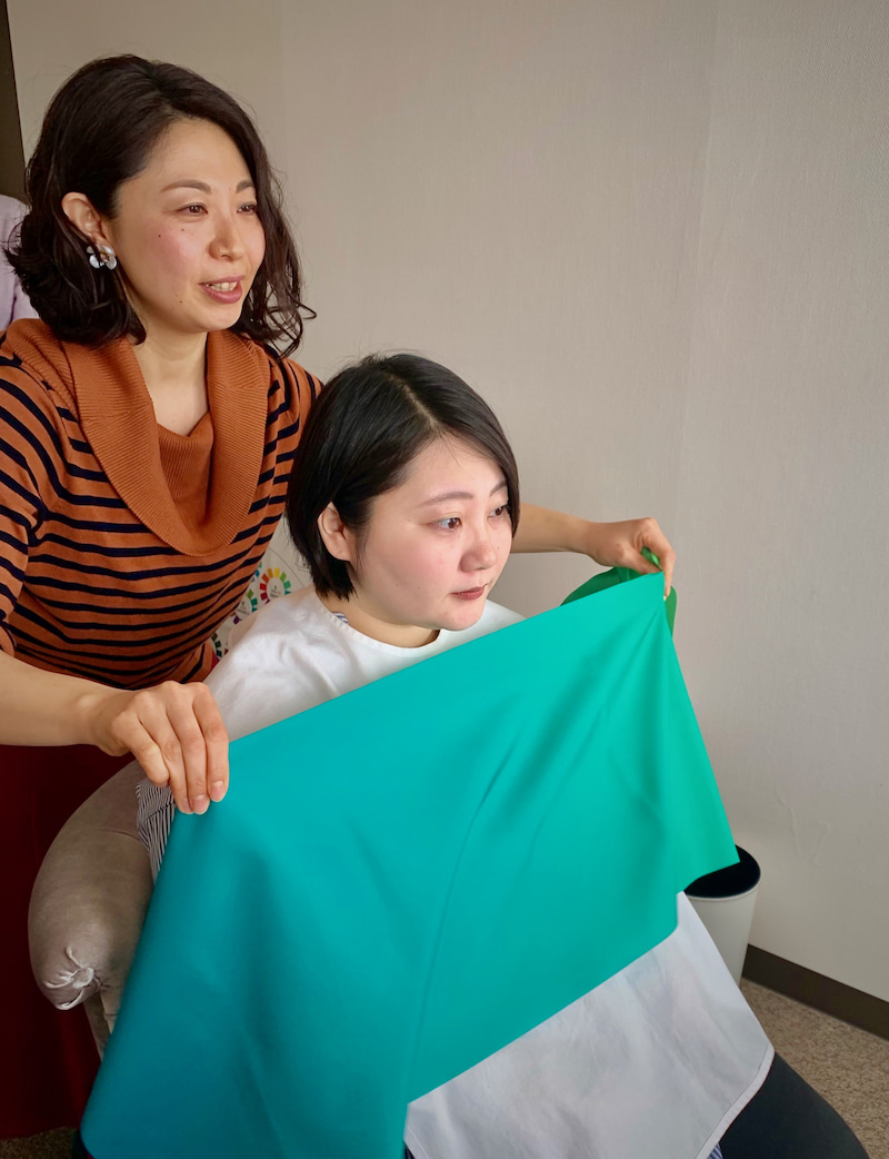 パーソナルカラーリスト体験セミナー札幌