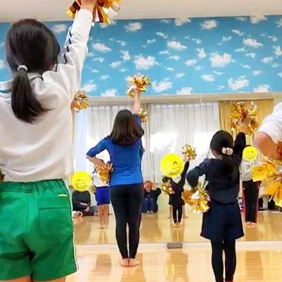 キッズチア 3/13 体験会 キッズクラスの記事に添付されている画像