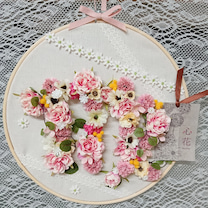 【制作事例】プリザーブドフラワーや生のお花に♬オリジナルタグを作らせていただきまの記事に添付されている画像